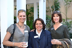 Denise Wheeler, Judge Josephine Gagliardi and Honorable Kathy Sturgis