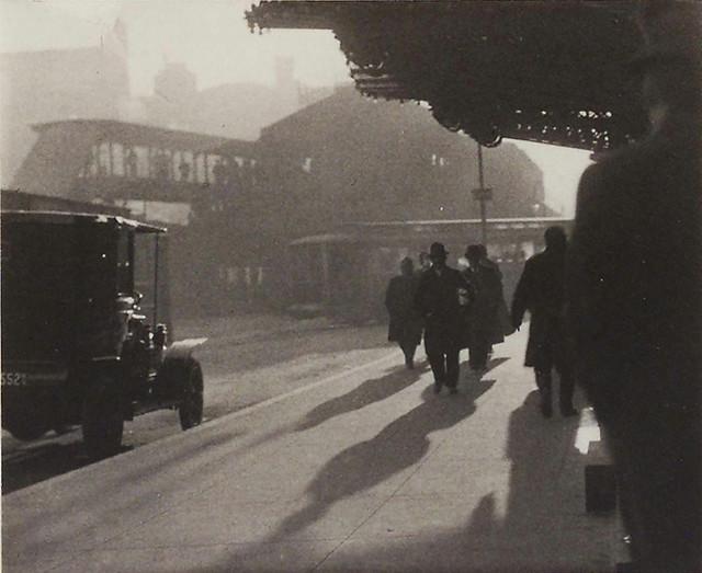Shadows, New York, 1909, by Karl Struss