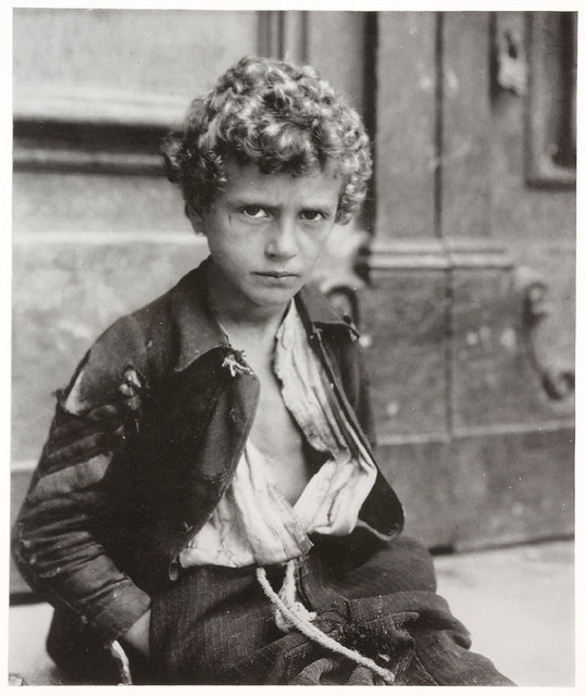 Venetian Boy, by Alfred Stieglitz 1887