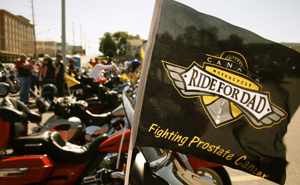 Picture of Motorcycle at Ride For Dad