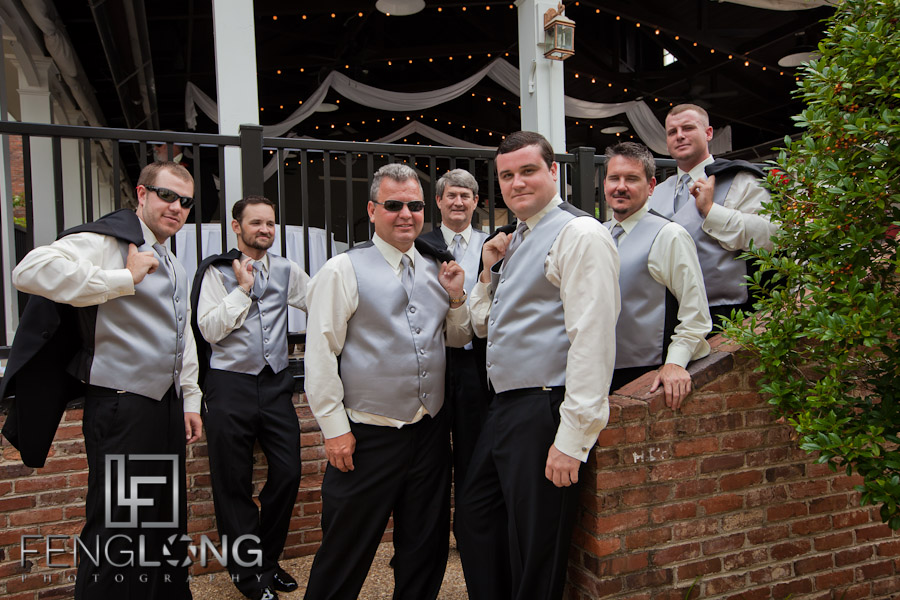 Brandi + Bryan Wedding | Foundry Park Inn & Spa | Athens Wedding Photographer