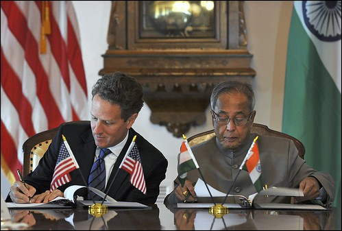 2011 U.S.-India Economic and Financial Partnership
