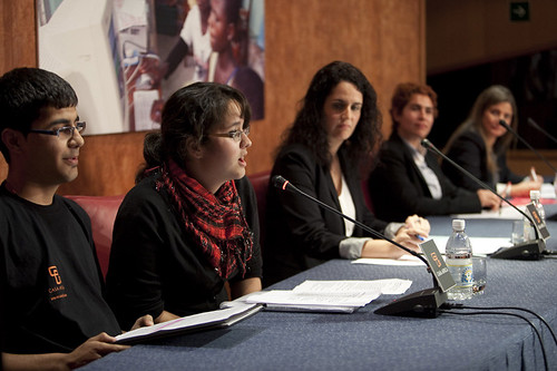 Mesa redonda 'Educación en Igualdad en África y Canarias'