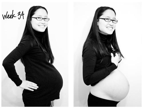 Pregnancy - Week 34