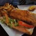 Catfish Po'Boy @ Catahoula