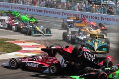 Mr. Andretti's Wild Ride