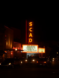 Savannah College of Art and Design - Trustees Theater