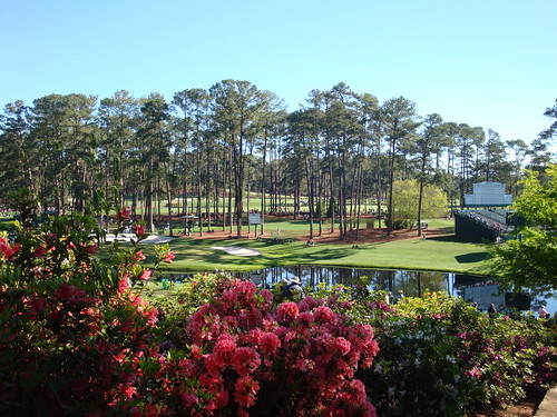 Sporting Events in April: The Masters