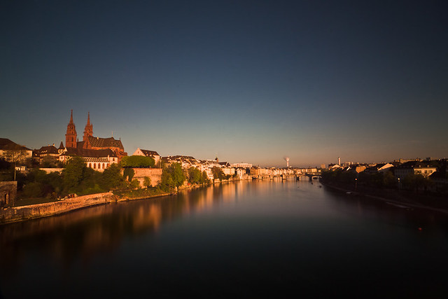 Basel & morning