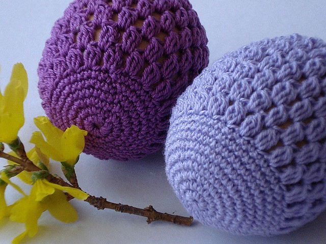 Crochet Easter Eggs : Recent Photos The Commons Getty Collection Galleries World Map App ...
