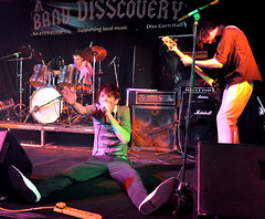 Band DISScovery Final - Typewriter Radio, SOHCAHTOA, Electric Youth Revolt, Twisted Piglet, Easy Brothers
