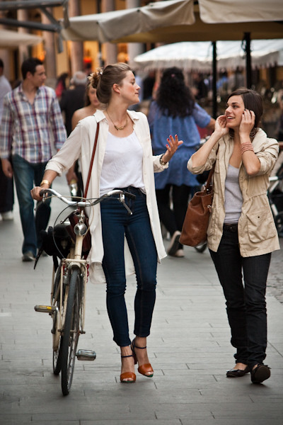 Italian Cycle Chic Padova Flickr Photo Sharing