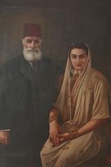 Turkish aristocrats Durrushehvar and Azam Jah