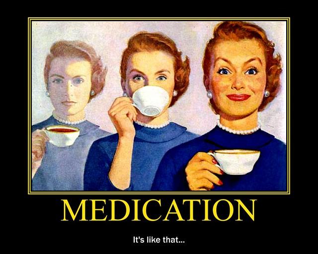 d medication