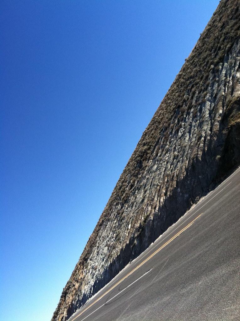 Gorman Pass / San Andreas Fault