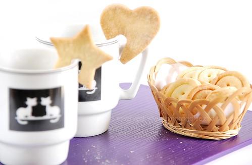 cookies on mug