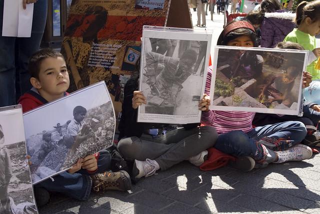 D a internacional contra la esclavitud infantil 2 - Tapiceros valladolid ...