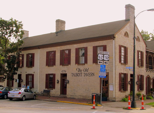 Old Talbott Tavern - Bardstown, KY