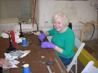 Volunteer Beverly Christina April 20 2011 kls 031