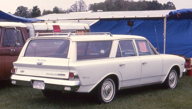 1964 rambler classic 550 wagon flickr photo sharing. Black Bedroom Furniture Sets. Home Design Ideas
