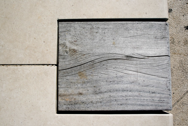 Holz beton flickr photo sharing - Wandfarbe fa r holz ...