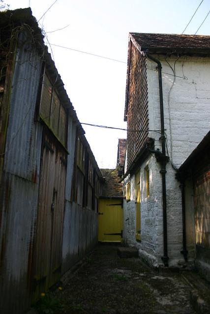 Yellow doors Balcombe