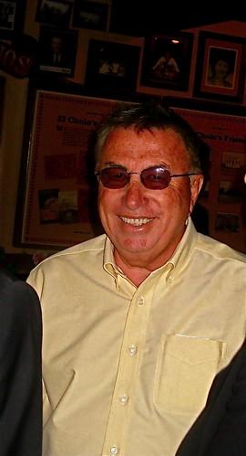 Ron Salisbury of El Cholo