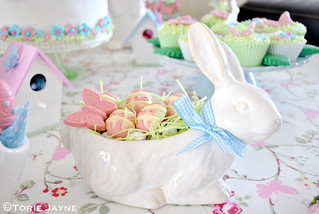 Easter Bunny Bowl