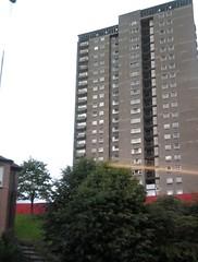 Derelict Glasgow