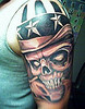"uncle sam skull tattoo <a href=""http://www.facebook.com/spaka1"" rel=""nofollow"">www.facebook.com/spaka1</a>"