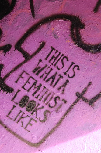 Feminism or Vandalism?