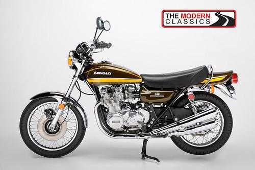 1974 Kawasaki Z1A