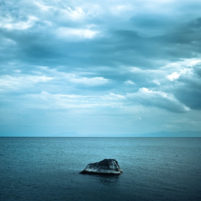 Blue / Sea / Ocean
