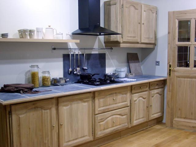 Cuisine quip e rustique mod le traditionnel bourgogne b flickr photo - Modele de cuisine rustique ...