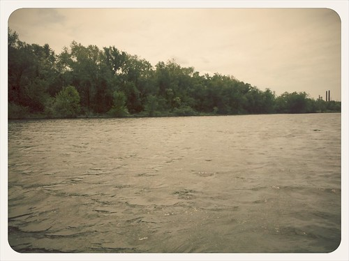 The Anacostia River