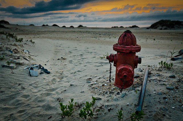 The Last Fire Hydrant