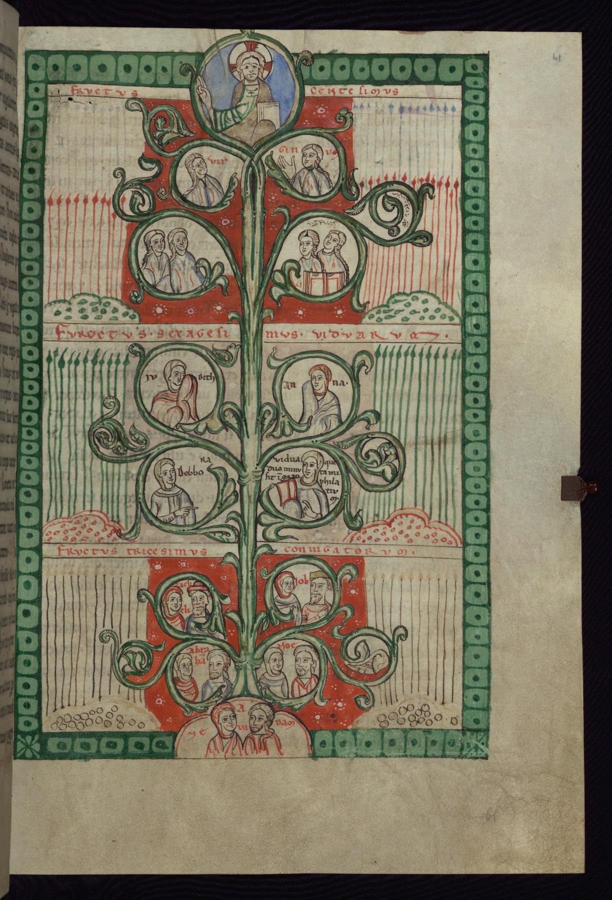 Book of joshua illuminated manuscript and old testament - Immagini passover a colori ...