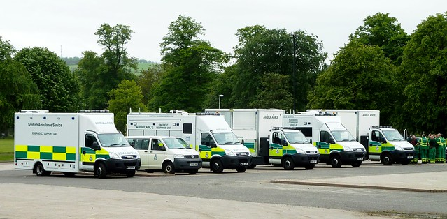 SCOTTISH AMBULANCE SERVICE NHS Scotland- Perth