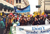 WTO protest Seattle, 1999 by Friends of the Earth International