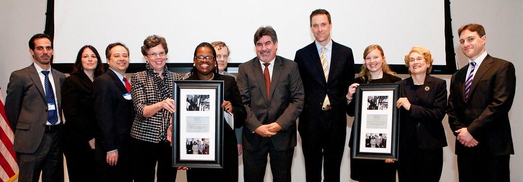 Pro Bono Honorees