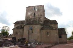 Eglise Saint-Martin à La Motte-Ternant