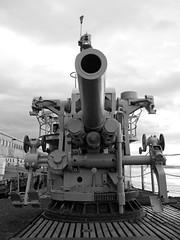 machine, weapon, vehicle, transport, cannon, monochrome,