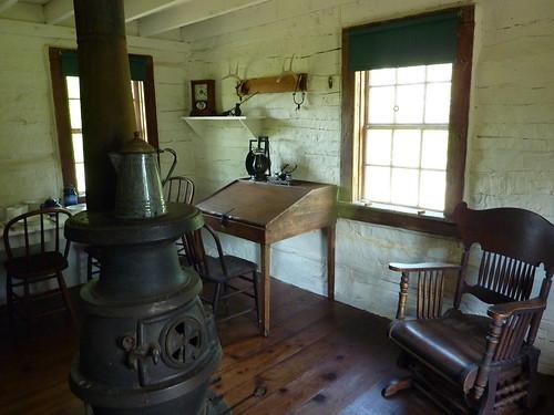 Theodore Roosevelt's Cabin (1)