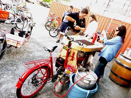 Metrofiet's Beer bike v2.0