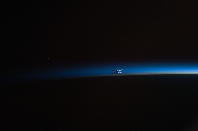 Kepler on the Horizon (NASA, International Space Station, 06/20/11) [EXPLORED]