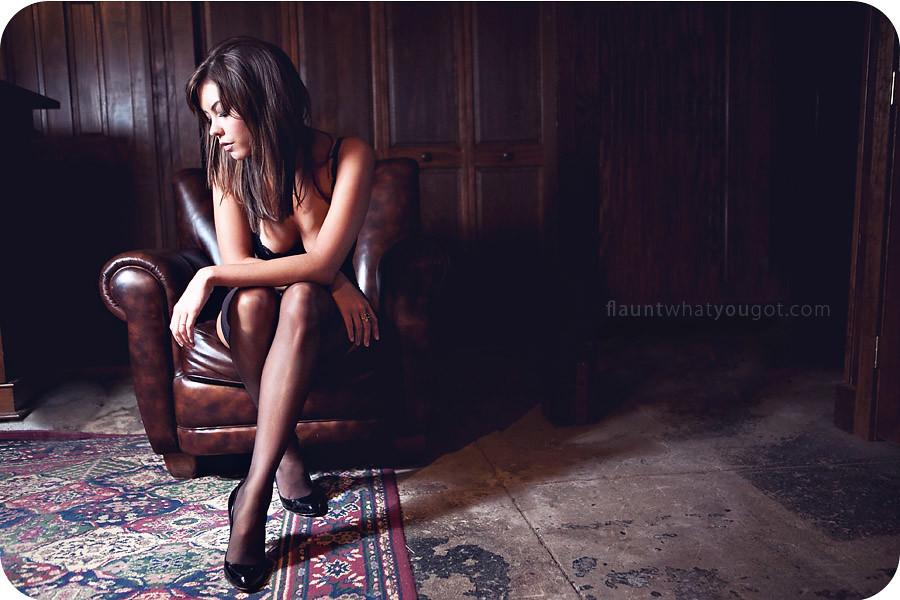 Ms. D | Flaunt Boudoir
