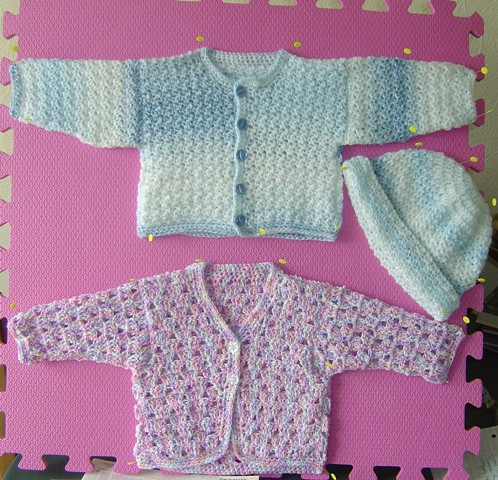 Free Knitting Patterns For Baby Booties | Daily Knitting Patterns