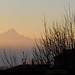 DSC_4638_906 Sunset with  view of  Monviso. by angelo appoloni