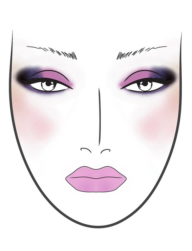 Radiant Orchid_Makeup_9