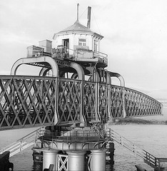 Swing Bridge Machinery